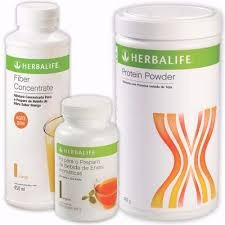 Kit Seca Barriga Herbalife