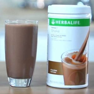 como preparar o shake da Herbalife
